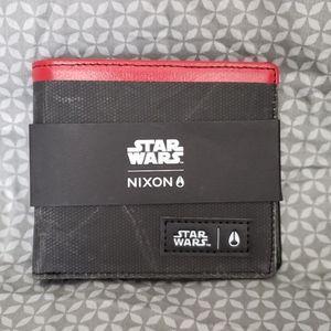 Rare Nixon Star Wars wallet